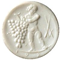 10 Mark  1922 Gaildorf  Porcelana Meissen50a